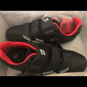 f7f9308e5 Size 38 Peloton cycling shoes
